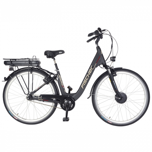 FISCHER City E-Bike ECU 1800 - 396 Wh, 28 Zoll, RH 44 cm (B-Ware)