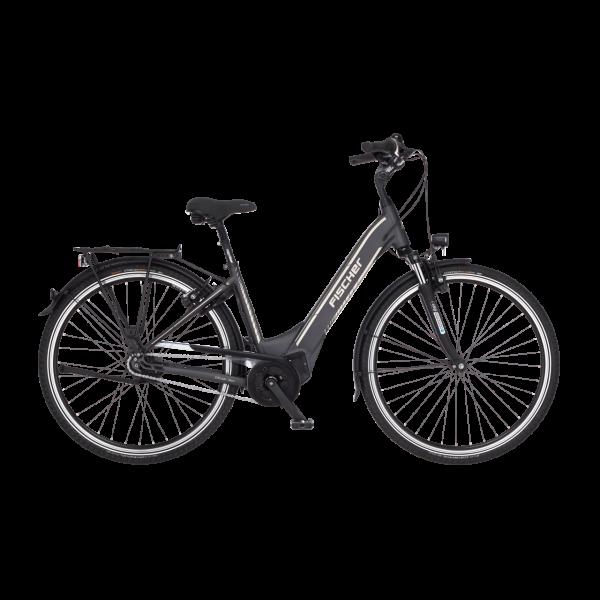 FISCHER CITA 5.0i City E-Bike 28 Zoll RH 44 Grau MJ 2020 (B-Ware / Generalüberholt)