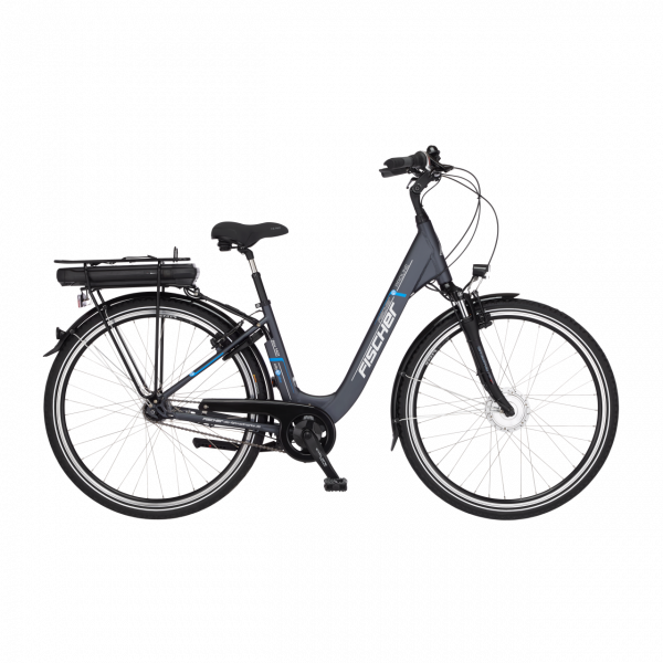 FISCHER City E-Bike ECU 1401 - 522 Wh, 28 Zoll, RH 44 cm