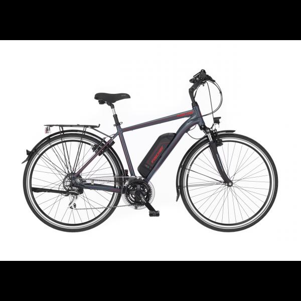 FISCHER Herren Trekking E-Bike ETH 1806 - 422 Wh, 28 Zoll, RH 50 cm (B-Ware / Generalüberholt)
