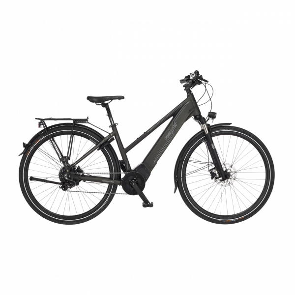 FISCHER VIATOR 6.0i Damen Trekking E-Bike 28 Zoll RH 44 Grau MJ 2020 (B-Ware / Generalüberholt)