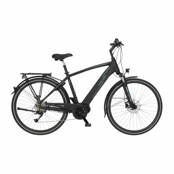FISCHER VIATOR 4.0i Herren Trekking E-Bike Schwarz MJ 2020 (B-Ware / Generalüberhol
