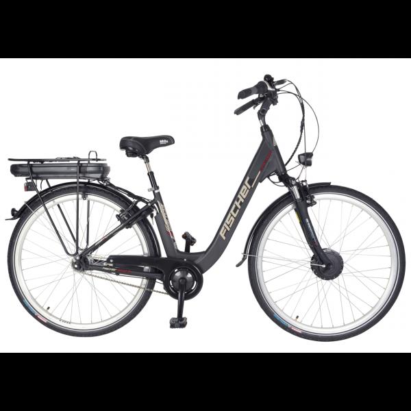FISCHER City E-Bike ECU 1800 - 396 Wh, 26 Zoll, RH 41 cm (B-Ware)