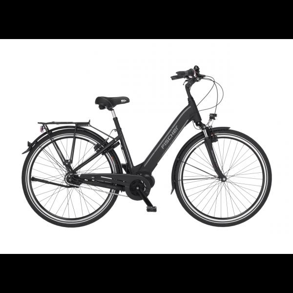 FISCHER CITA 3.1i City E-Bike Schwarz MJ 2020 (B-Ware / Generalüberholt)