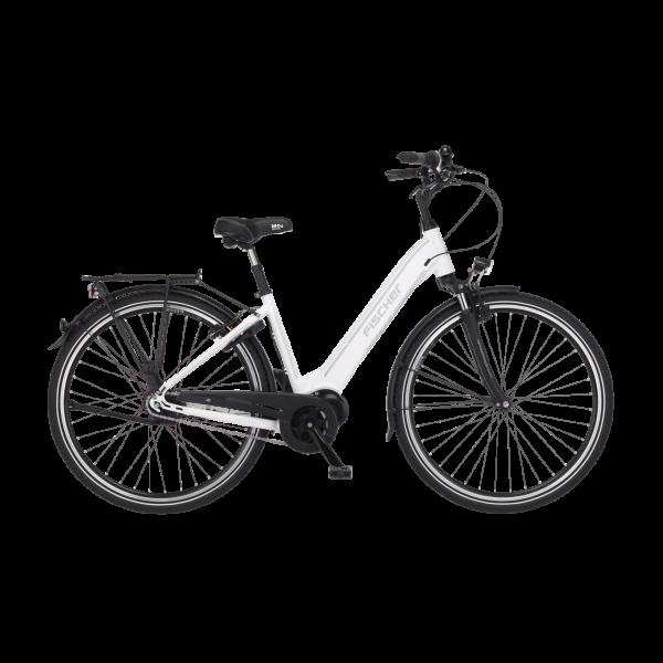 FISCHER CITA 3.1i City E-Bike Weiß