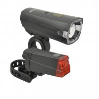 FISCHER Batterie LED-Beleuchtungs-Set 20 Lux