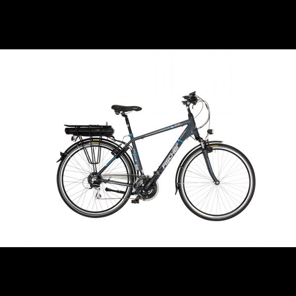 FISCHER Herren Trekking E-Bike ETH 1401 - 522 Wh, 28 Zoll, RH 50 cm (B-Ware / Generalüberholt)