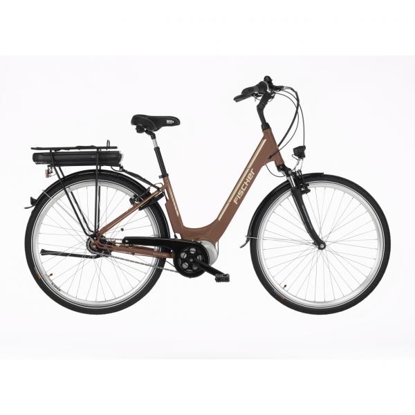FISCHER CITA 3.0 City E-Bike MJ 2019 (B-Ware / Generalüberholt)