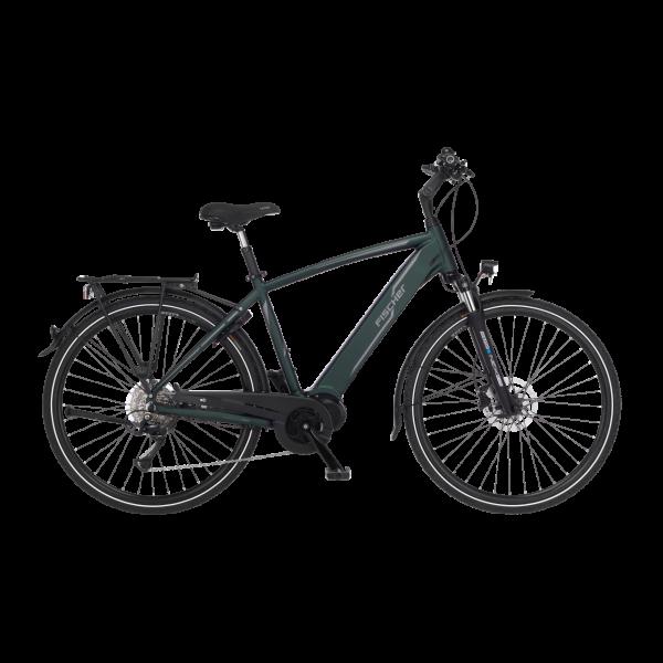 FISCHER VIATOR 4.0i Herren Trekking E-Bike Grün