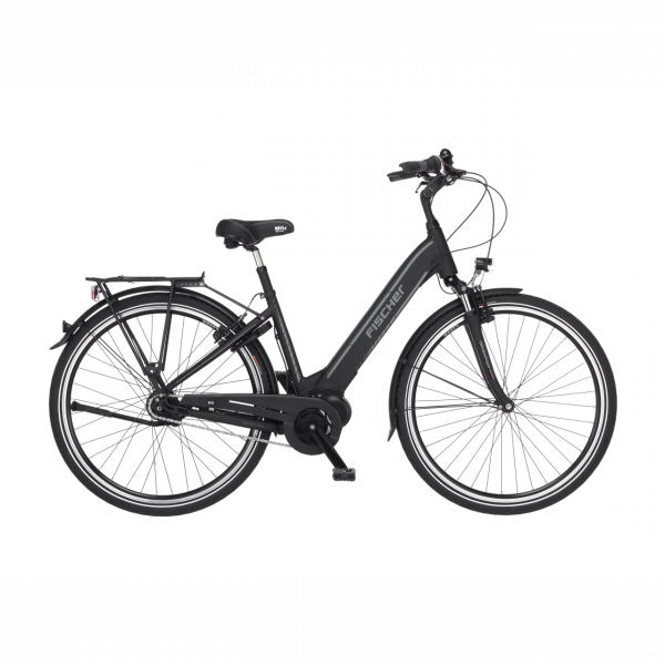 FISCHER CITA 3.1i City E-Bike Schwarz