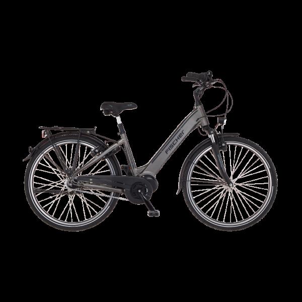 FISCHER CITA 4.0i City E-Bike 26 Zoll RH 41 Grau MJ 2019 (B-Ware / Generalüberholt)