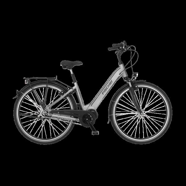 FISCHER CITA 4.0i City E-Bike 28 Zoll RH 44 Grau MJ 2019 (B-Ware / Generalüberholt)