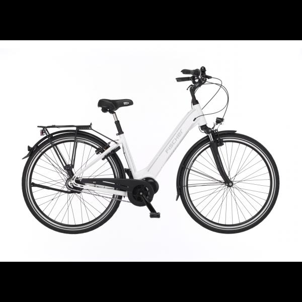 FISCHER City E-Bike CITA 3.1i - 418 Wh, 28 Zoll, RH 44 cm