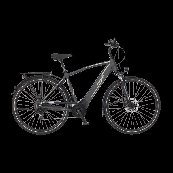 FISCHER Herren Trekking E-Bike VIATOR 5.0i - 418 Wh, 28 Zoll, RH 50 cm
